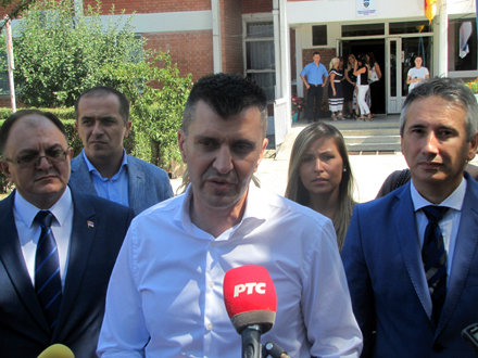 Zoran Đorđević: Novi zakon na jesen FOTO: D.Ristić/OK Radio