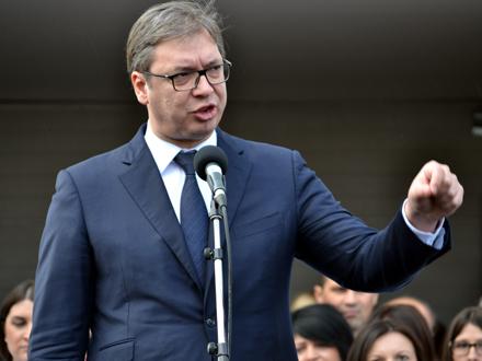Promena više od pola ministara FOTO: G.Mitić/OK Radio