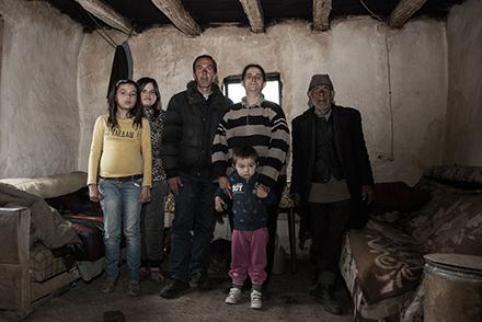 Porodica Stojilković. Foto: Srbi za Srbe