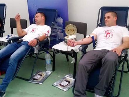Uspešna akcija u Bivodi. Foto: FB