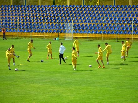 Prešli iz FK Lugina u Vranje FOTO: G. Mitić/OK Radio