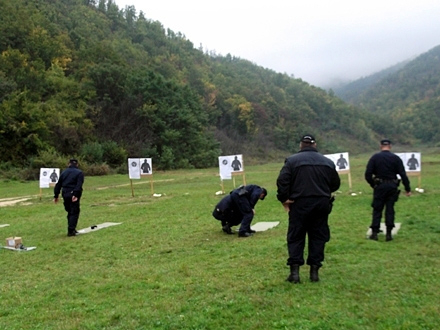 Gađanje od 16. septembra do 8. oktobra FOTO: PU Vranje