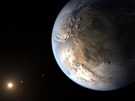 Ima li vanzemaljskog života večito je pitanje FOTO: NASA
