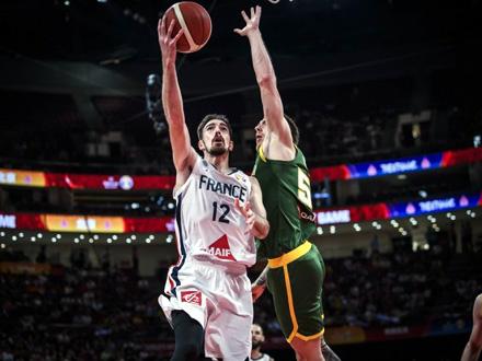 Košarkaši Australije tragičari prvenstva FOTO: FIBA