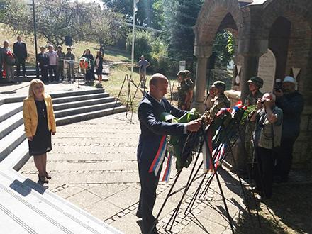 Delegacija Vranja. Foto: vranje.org.rs