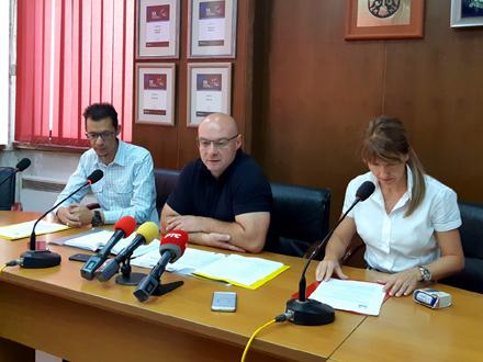 Projekat je vredan 52.000 evra FOTO: vranje.org.rs