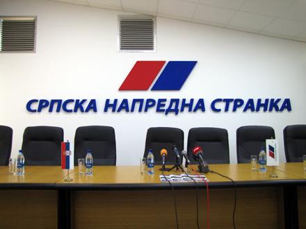 Funkcioneri vladajuće stranke predložili paket mera FOTO: D. Ristić/OK Radio