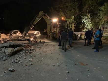 Najjači zemljotres u ovoj zemlji u poslednjih 20 do 30 godina FOTO: exit.al