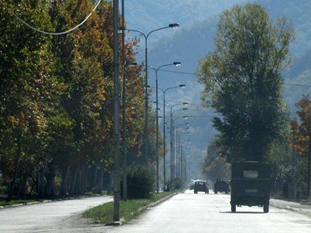 Vozaču određeno zadržavanje do 48 sati. Foto: S.Tasić/OK Radio