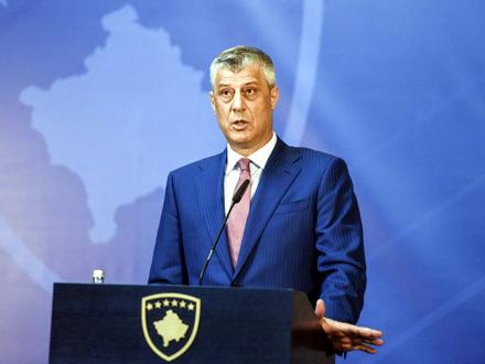 Tači se izjasnio na neformalnoj večeri FOTO: EPA/Petrit Prenaj