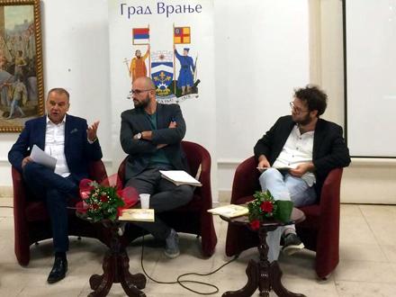 Sa promocije FOTO: vranje.org.rs