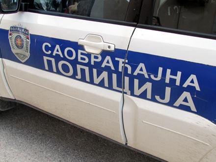 Nesreća se desila na priključnoj petlji. Foto: S.Tasić/OK Radio