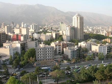 Teheran FOTO: AP
