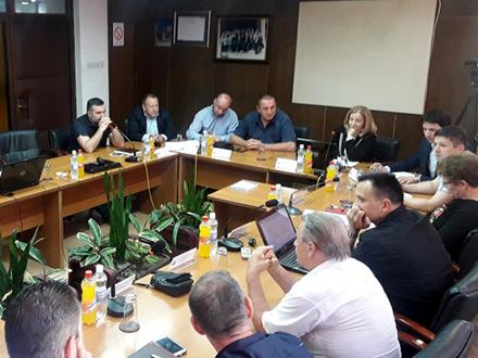 Razmataraće se izmene o organizaciji Gradske uprave grada Vranja FOTO: OK Radio