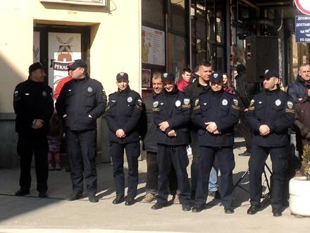 Komunalni policajci postaju komunalni milicajci FOTO: S. Tasić/OK Radio