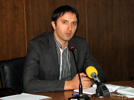 Bojan Kostić: Moramo da nastavimo finansijsku disciplinu FOTO: D. Ristić/OK Radio