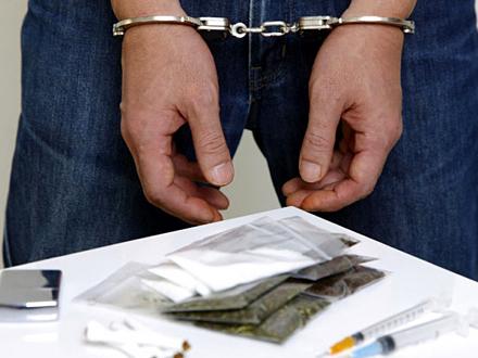 Pronađeno pet paketića sa ukupno 56 grama heroina FOTO: Getty Images/ilustracija