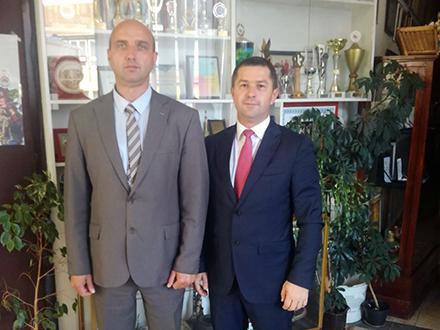 Vranje i Leposavić imaju odličnu saradnju. Foto: vranje.org.rs