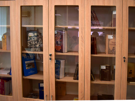 Projekat značajan za Biblioteku, ali i grad Vranje FOTO: Biblioteka