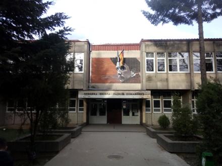Škola prijavila slučaj nadležnim institucijama FOTO: D. Ristić/OK Radio