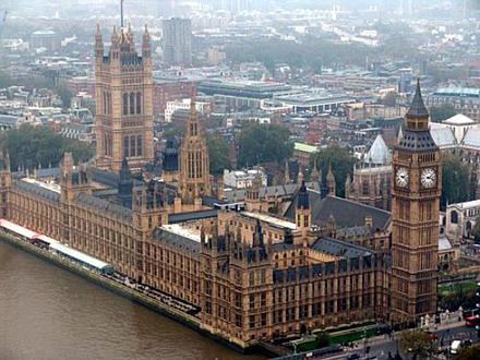 Burna debata u parlamentu FOTO: Getty Images