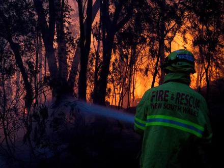 Više od 100 kuća je uništeno FOTO: EPA-EFE