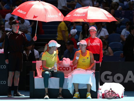 Barti ubedljivo pobedila Karolin Garsiju FOTO: Getty Images