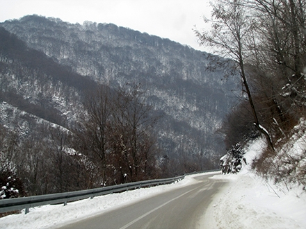 Zimsko održavanje na dve godine. Foto: S.Tasić/OK Radio