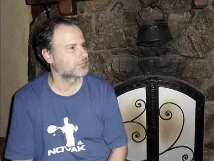 Miomir Dejanović. Foto: Privatna arhiva