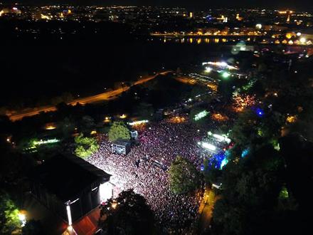 "EXIT se ponovo našao u kategoriji ""Najbolji veliki festival"""