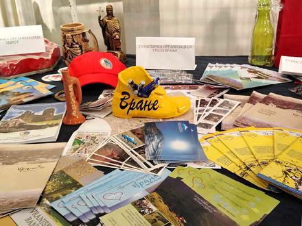 Turistička ponuda Vranja na izložbi FOTO: TO Vranje