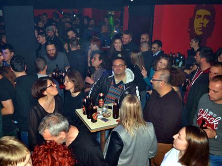 Atmosfera u klubu