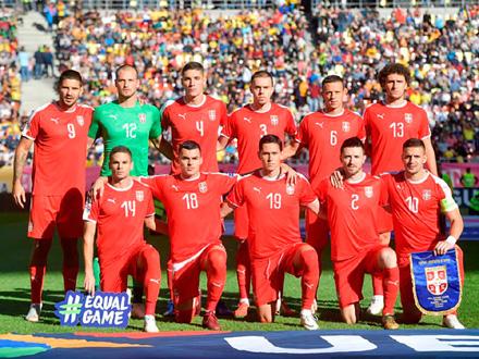 Srbija će imati još jednu šansu za plasman na EURO FOTO: fss.rs
