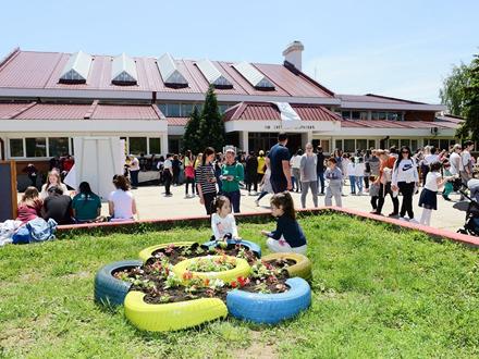 Jedina škola u projektu sa teritorije Školske uprave Leskovac FOTO: OŠ