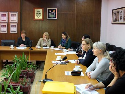 Partnerstvo sa jedinicama lokalne uprave FOTO: vranje.org.rs