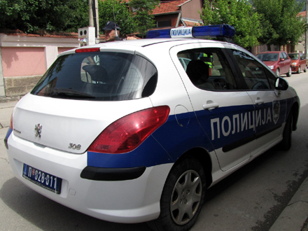 Uhapšeno dvoje od troje napadača na fudbalera FOTO: D. Ristić/OK Radio