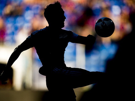 Federer imao ambicije da postane fudbaler FOTO: Getty Images