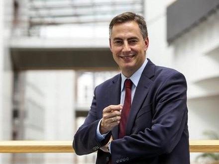 Predsedavajući Odbora za spoljne poslove EP Dejvid Mekalister FOTO: AP