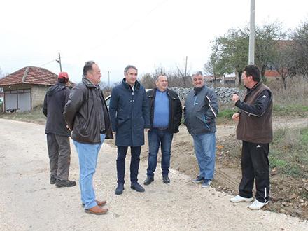 Nastavlja se realizacija komunalnog programa. Foto: vranje.org.rs
