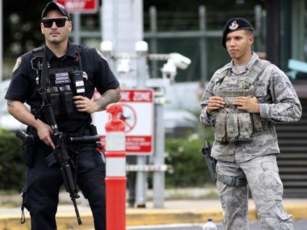 Incident se dogodio u vojnom brodogradilištu u Perl Harboru FOTO: AP