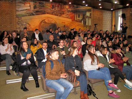 U poseti Vranju 65 učenika iz Holandije, Belgije i Albanije FOTO: D. Ristić/OK Radio