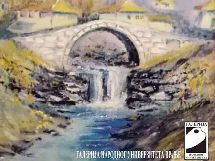 Radovi umetnika sa petog Letnjeg ateljea FOTO: NU Vranje