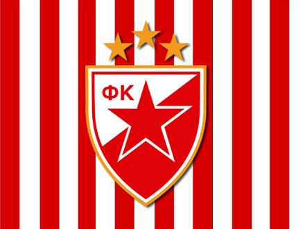 Bio je spona Crvene zvezda sa UEFA organima FOTO: Logo