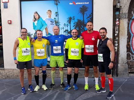 Ne kriju zadovoljstvo postignutim FOTO: Vranjski maratonci