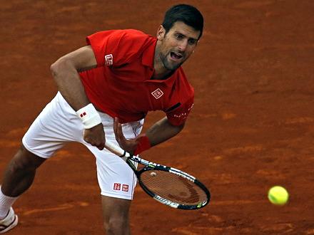 Plasman u polufinale overio Novak Ðoković FOTO: AP
