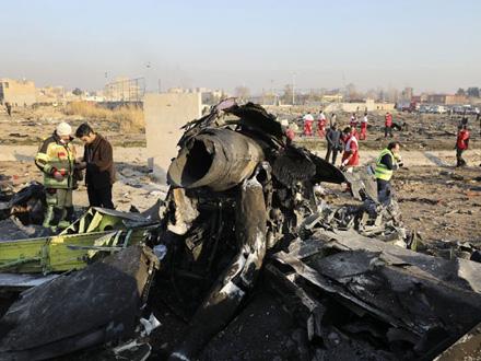 Iranska vojska je uputila izvinjenje FOTO: AP