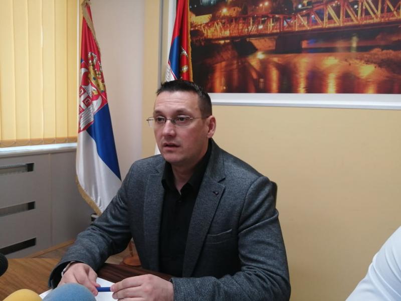 Goran Mladenović. Foto: S.Tasić, OK Radio