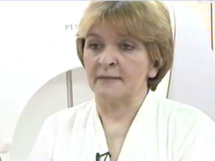 Prof. dr Danica Grujičić FOTO: Printscreen