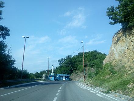 Nesreća se dogodila u Končulju. Foto: S.Tasić/OK Radio