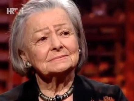 Selma Borić FOTO: YouTube/screenshot